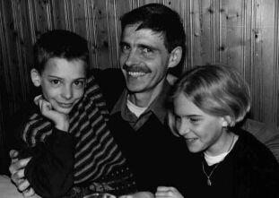 David, Claude-Alain, Coralie