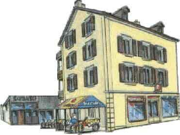 Rue Cordey 24